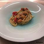 リナシメント - 海胆のスパゲッティーニ