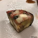 リナシメント - 賀茂茄子のピッツァ