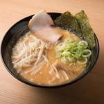 麺匠七福門 - 熟成味噌ラーメン