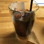 テーラード・コーヒー・ブリュワーズ - サービスで頂いた、水出しアイスコーヒー( ´ ▽ ` )ノ
