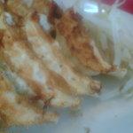 丸福餃子 - 料理写真:肉ギョウザ