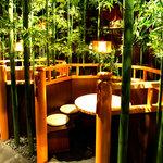 九州黒太鼓 - 竹に囲まれて優雅なひとときをお楽しみ頂けます!