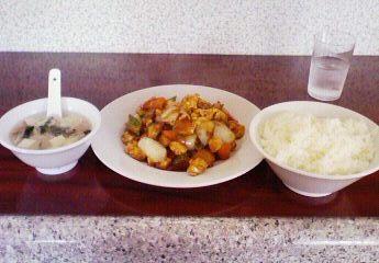 中国家庭料理 揚州