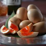 燻製工房 然 - 燻製卵