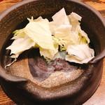 野菜巻串屋 ぐるり - キャベツ