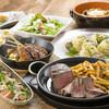 ブランオーシャン - 料理写真:1ポンドビーフステーキを食す! 夏のスタミナパーティープラン【飲み放題120分付き】