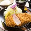 すずや - 料理写真:群馬県産麦豚ロースかつ定食