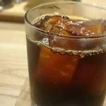 ザ コーヒー コーヒー コーヒー - グァテマラのアイスコーヒー! 華やかな薫りで清々し感じでした♪