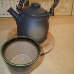香季清流庵 - 蕎麦湯、猪口付き