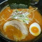 さっぽろ麺屋 文太郎 - 辛味噌ラーメン
