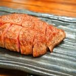 うどん蔵ふじたや - 米沢牛ステーキ