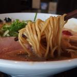 69205791 - 濃厚らーめん 麺リフト