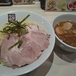 玉五郎 - 特製煮干しつけ麺中盛