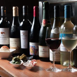【鉄板×ワイン】ソムリエが選ぶリーズナブルなワインで!