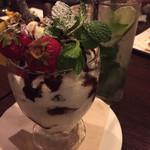 cafe and bar SOL - パフェと…