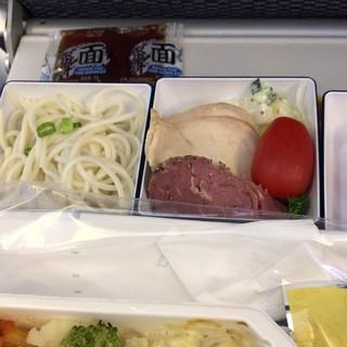 ANA全日空成田発着国際線機内食 -