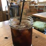 オソラカフェ - アイスコーヒー
