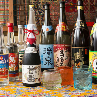 沖縄48酒造から取り寄せる、全100種以上の泡盛!