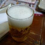 串かつじゃんじゃん - ☆ビールは瓶でした(●^o^●)☆