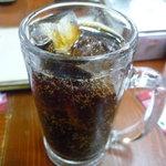 串かつじゃんじゃん - ☆私はコーラで乾杯です(^o^)丿☆