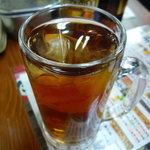 串かつじゃんじゃん - ☆烏龍茶もゴクリ(^v^)☆