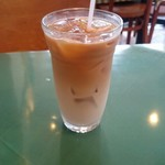 maple - 『アイスカフェオレ』¥500-