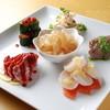 中国料理 翠海 - 料理写真:自家製六種冷菜の盛り合わせ