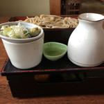 きこり - B定食 ¥1,000