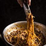 和牛のミートソーススパゲッティ
