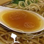 ラーメン ドゥエ エド ジャパン - スープ