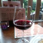 69215725 - 赤ワイン♪