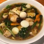 マーガレット - 広東麺!美味‼