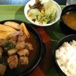 伊勢山の洋食ビストロ パーラーペコペコ -