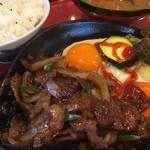 あんこ椿 - 生姜焼きラット