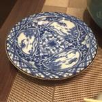 HAMA SYOU - とり皿(何気に高そうなのですが)