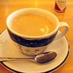 パスタハウスB・B - コーヒー