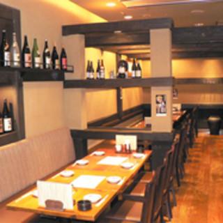 座席 : 虎連坊 大手町店 (とられんぼう) - 大手町/居酒屋 [食べ ...