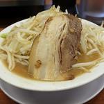 黒木製麺 釈迦力 雄 - 豚骨醤油 200g