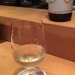串揚げ 依知川 - michiko90 純米酒(約120cc)