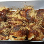 こぶた - 料理写真:タコ焼き 削り節で