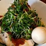 さぃふぁ - 料理写真:まぜ麺-梅風味(並:1玉) 850円