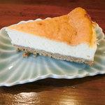 大森喫茶酒店 - 自家製チーズケーキ