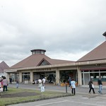 道の駅 桜島 火の島 めぐみ館 - 2017年5月 火山灰が…