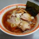 盛運亭 - チャーシュー麺