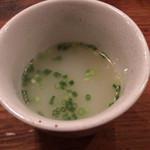 かわ屋 - とりスープ