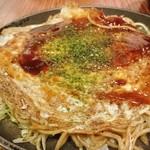 一銭坊 - 広島焼き(肉.卵.そば)