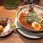 博多担々麺 とり田 - 博多満足セット