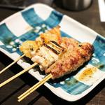 鶏天 - ぜんぶ美味いわヾ(≧∇≦*)/