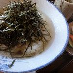 ばん - ばん茶漬け450円