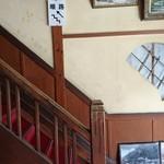 美登屋 - 旧山寺ホテル  内観